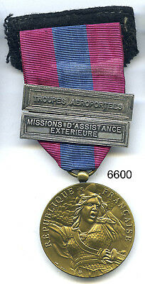 6600 - Medaille De La Defense Nationale Tap