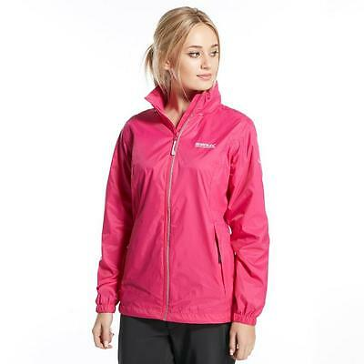 Regatta Corinne II Veste de Dames Carbaret Rose RWW203 Imperméable Compressible