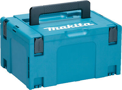 Makita18V Stackable Connector Carry Case Hammer Drill Impact Driver/Wrench