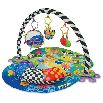 Lamaze Freddie the Firefly Gym Baby Toddler Activity Play Mat Playmat Toy