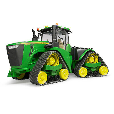 bruder spielzeug john deere 6920 mit wannenkippanh nger nr. Black Bedroom Furniture Sets. Home Design Ideas