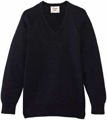 (TG. C44 IN- UK) Blu (Navy blue) Charles Kirk Coolflow - Maglia jumper con collo