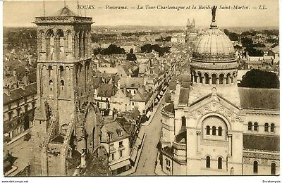 CPA-Carte postale  France-Tours - Panorama (CPV1058)