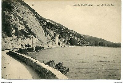CPA-Carte postale  France- Lac du Bourget - Les Bords du Lac (CPV1064)
