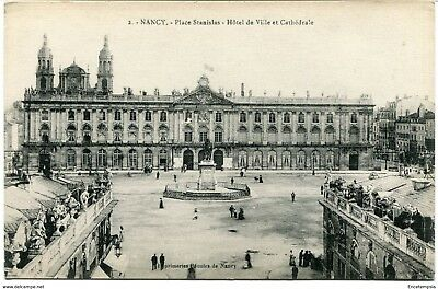 CPA-Carte postale  France- Nancy - Place Stanislas (CPV1063)