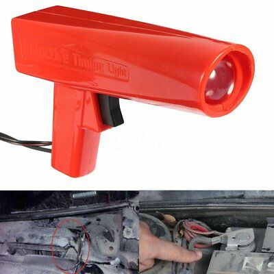 Engine Ignition Timing Light Gun Tester Car Motorcycle Inductive Xenon Timing