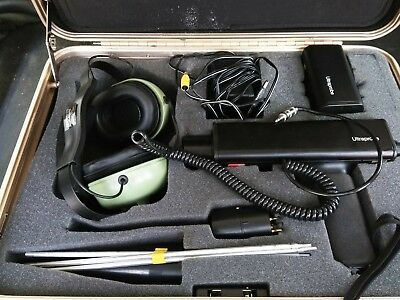 Ue Systems Ultraprobe 9000 Up9000Kt Long Range Ultrasonic Inspection Kit Mint