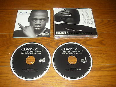 The blueprint 2 the gift the curse gift ideas jay z the blueprint 2 the gift the curse 2 disc cd malvernweather Choice Image