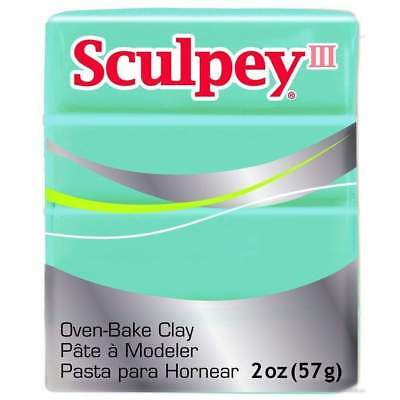 Sculpey 3 2oz 56g - Tranquility   Brand New   Free Delivery