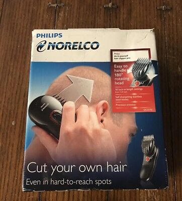 Philips norelco qc5170 180 degree hair clipper do it yourself hair philips norelco qc5170 180 degree hair clipper do it yourself hair clippers solutioingenieria Choice Image