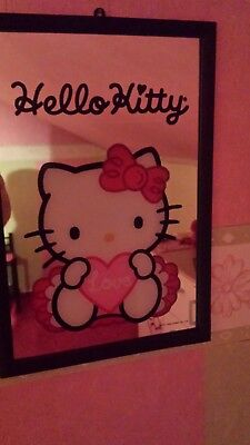 Hello kitty spiegel