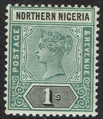 Northern Nigeria 1900 Qv Tablet 1/-