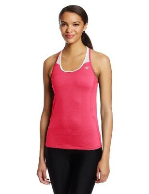 (TG. XL) rosa - Watermelon New Balance - Top Tonic, da donna, rosa (Watermelon),