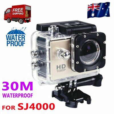 30m Waterproof Sports Action Camera Case for SJ4000 Accessories Waterproof shell