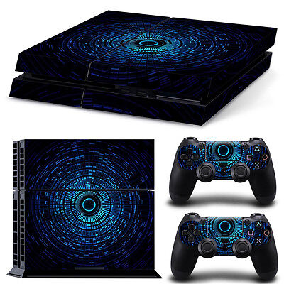 Video Games & Consoles Sporting Sony Ps4 Playstation 4 Skin Design Aufkleber Schutzfolie Set France Motiv Video Game Accessories