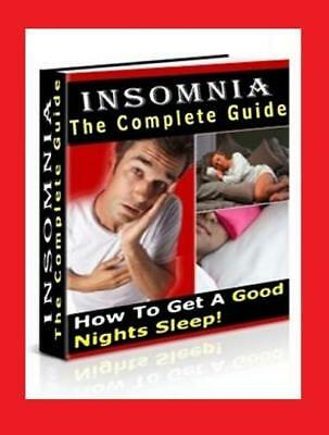 Insomnia - The Complete Guide!