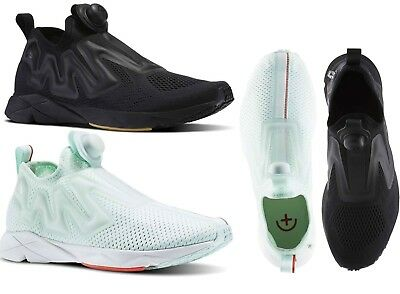 36e79345e263 NEW Reebok Men s Pump Supreme Engine Running Sneakers Unisex Mesh Runner  Shoes