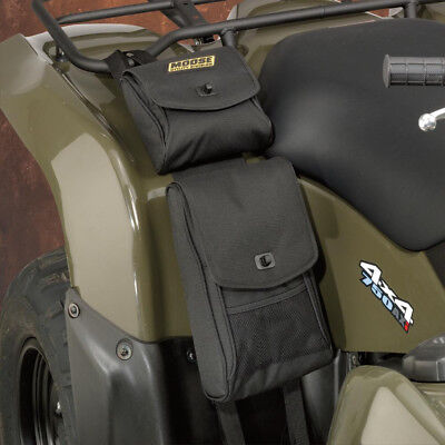 Moose ATV fendertasche Quad ATV Luggage abnehmbar Rear Accessories