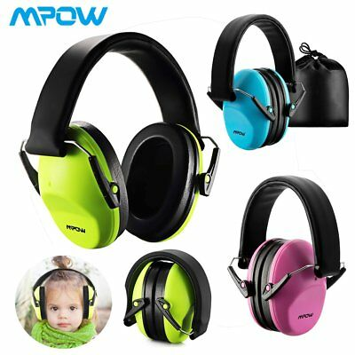 MPOW Kid Ear Muffs Earmuffs Hearing ProtectionNoise Canceling Range Ear Defender