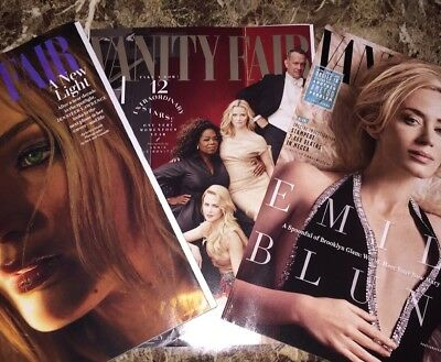 vanity fair magazine Feb, March And Hollywood 24 Th Annual Edition