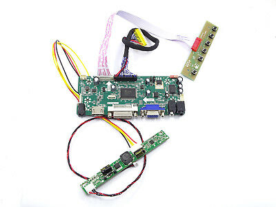 For LTN156AT02 LCD Screen Driver Controller Board HDMI+DVI+VGA M.NT68676.2