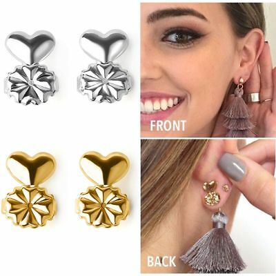 1Pair Magic Bax Earring Backs Support Earring Lifts Hypoallergenic Fits all Post