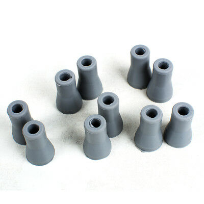 USA 50 *Dentist Oral SE Saliva Ejector Replacement Rubber Valve Snap Tip Adapter