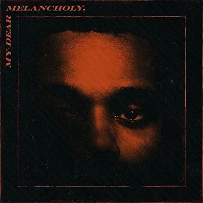 The Weeknd Cd - My Dear Melancholy [Ep][Explicit](2018) - New Unopened
