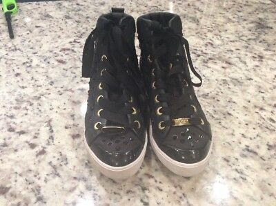 c5c9d1d8f TED BAKER LONDON Paryna HighTop Women s Sneakers shoes size 8 ...
