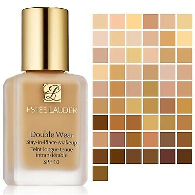 Estee Lauder Doble Ropa Stay-In-Place Maquillaje SPF 10 Base 30ml- Tonos