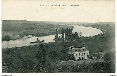 CPA - Carte postale -   France -Gaillon - Panorama (CPV1095)