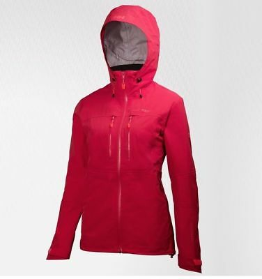 Helly Hansen Odin Traverse Jacket , Womens Waterproof, Berry Pink, XS