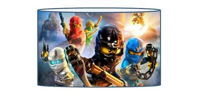 Ninjago Lampshade / Ceiling Light Shade Kids Free P+P