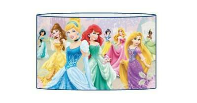DISNEY PRINCESS d2 LAMPSHADE / CEILING LIGHT SHADE KIDS FREE P+P