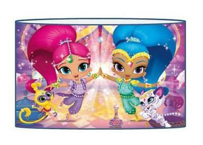 Shimmer And Shine Lampshade / Ceiling Light Shade Kids Free P+P