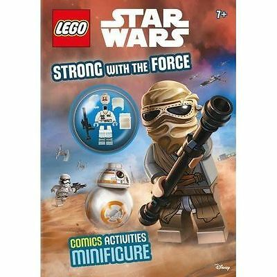 LEGO (R) Star Wars: Strong with the Force-9781407178103-H002