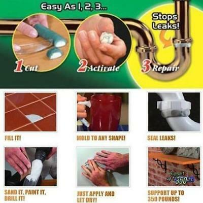 3 pack Epoxy Adhesive Glue Clay Power Putty Magic Putty Repair Tool