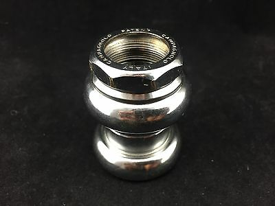 Extremly Rare VGC Campagnolo Gran sport headset unmarked cups maybe 1st gen 1039