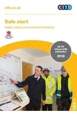 Safe Start GE707 2018 Edition Heath And Safety CITB