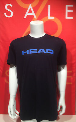huge discount 816a3 32dc8 HEAD HERREN TENNIS-T-SHIRT