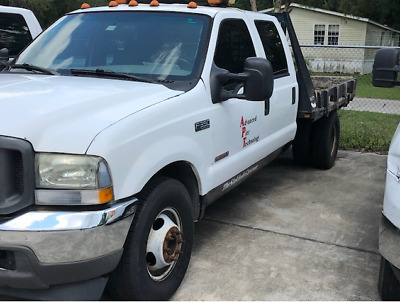 2004 Ford F-350  04 F350 SD Turbo 6.0