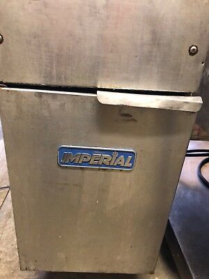 Imperial Commercial Cooking Equipment IFS Deep Fryer/ Propane