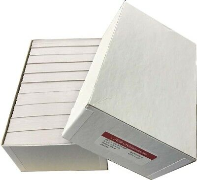 JBM Glassine Stamp Envelopes Size #4.5 5 1/16 x 3 1/8 Bulk Box Of 1000 Wax Bags