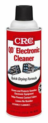 CRC 5103 Quick Dry Electronic Cleaner Electrical Contact Spray Premium 11 oz
