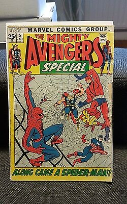 The Mighty Avengers Special 5