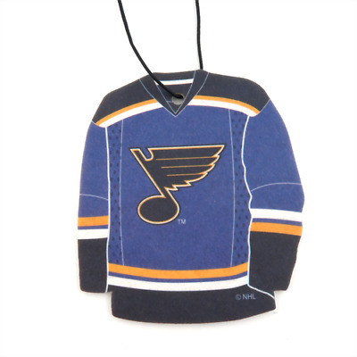 "Nhl St Louis Blues "" Jersey "" Air Freshener"