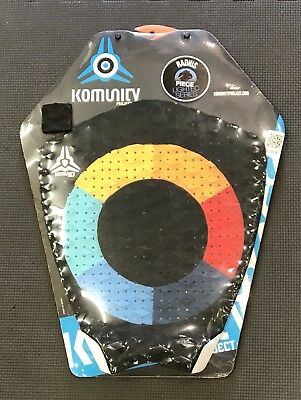 Komunity Project RADIUS Surfboard Tail / Traction Pad