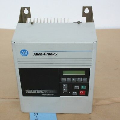 AB Allen Bradley 1336 PLUS2 SENSORLESS VECTOR VSD Variable Speed Drive Amplifier