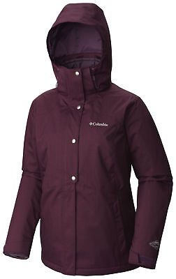 Columbia Bugaboo Casual Interchange Jacket, Womens, Purple Dahlia Heather, M