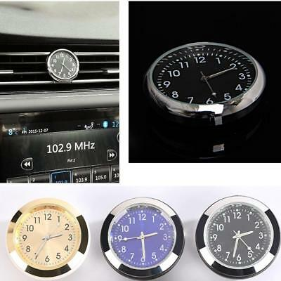 Automobile Quartz Clock Car Decoration Ornaments Vehicle Auto Interior Pop